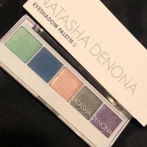Natasha mini palettes